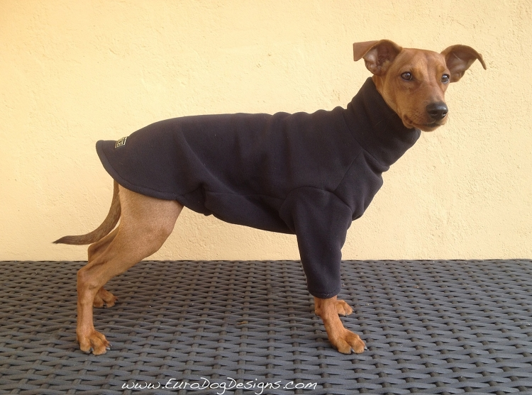 Equafleece Fleece Dog Jumper/Sweater | Euro Dog Designs