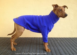 Equafleece Fleece Dog Jumper/Sweater