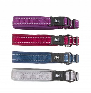 Hurtta Casual Padded Dog Collar
