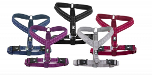 Hurtta Casual Y-Harness 5 colors