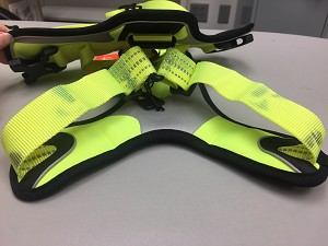 Dazzle Harness yellow
